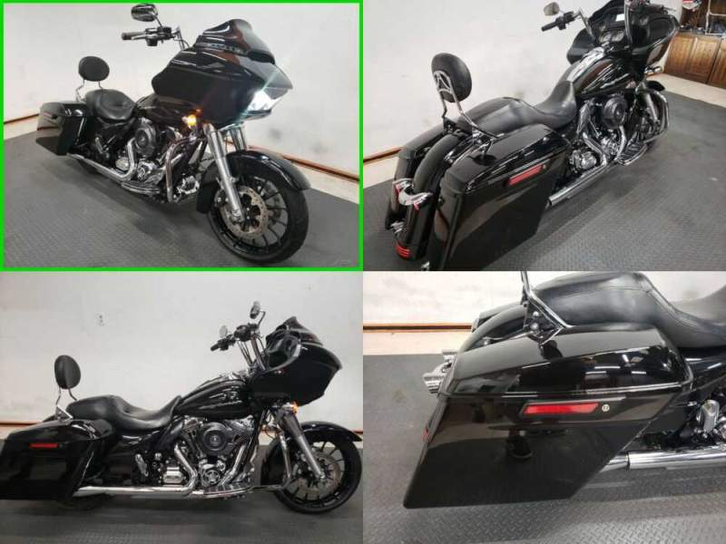 2016 Harley-Davidson Touring Road Glide® Black for sale craigslist photo