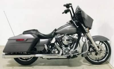 2016 Harley-Davidson Touring Charcoal Demin for sale