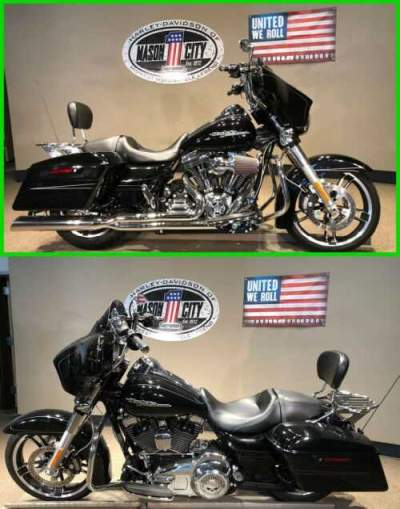 2016 Harley-Davidson Touring Street Glide® Special Vivid Black for sale craigslist photo