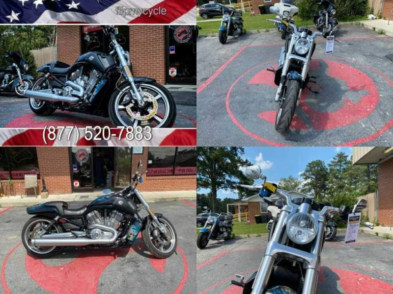 2016 Harley-Davidson V-ROD V-ROD MUSCLE -- for sale craigslist