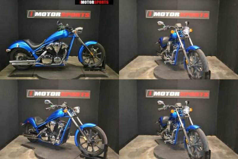 2016 Honda Fury BLU for sale craigslist
