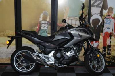 2016 Honda NC700X DCT ABS Silver for sale