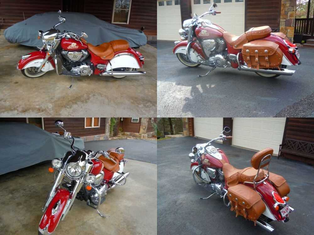 2016 Indian Indian Red for sale craigslist photo