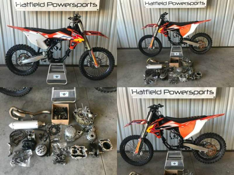 2016 KTM SX Orange for sale craigslist photo