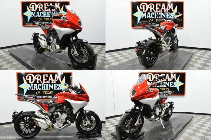 2016 MV Agusta Turismo Veloce 800 Red for sale