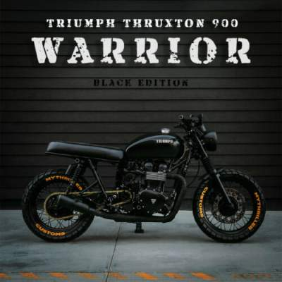2016 Triumph Bonneville Black for sale