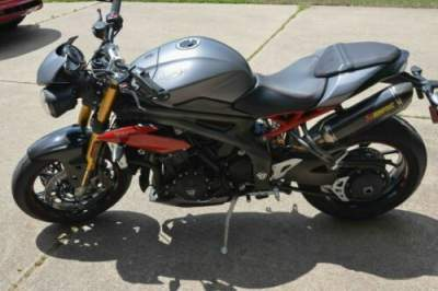 2016 Triumph Speed Triple for sale craigslist