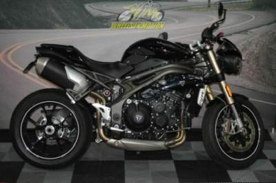 2016 Triumph Speed Triple Black for sale craigslist