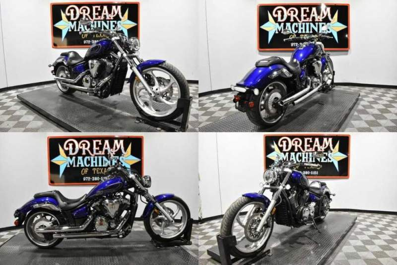 2016 Yamaha Stryker Blue for sale