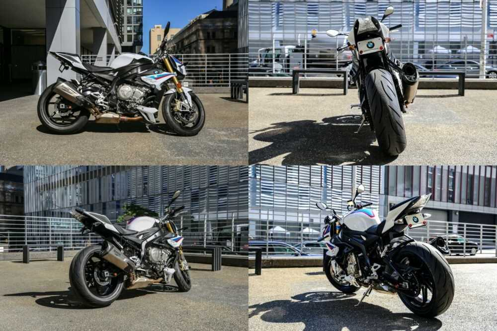 2017 BMW S1000 R Light White/Racing Red/Racing Blue for sale craigslist
