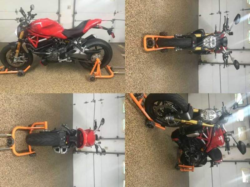 2017 Ducati 1200S Red for sale craigslist
