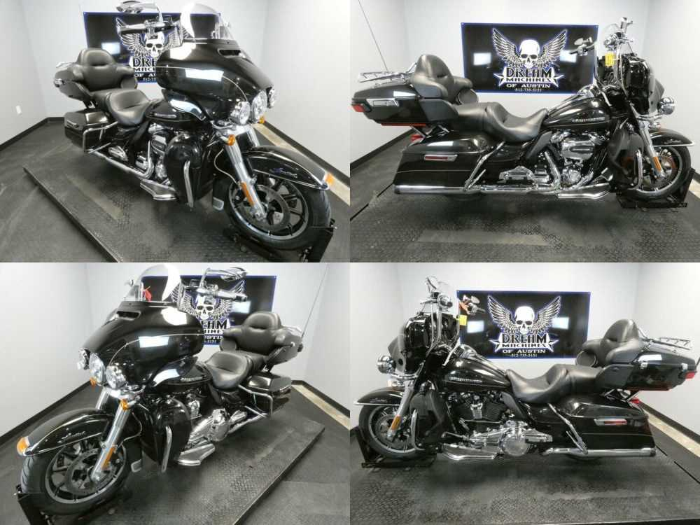 2017 Harley-Davidson FLHTK - Ultra Limited Gray for sale craigslist