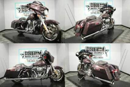 2017 Harley-Davidson FLHXS - Street Glide Special Purple for sale craigslist photo