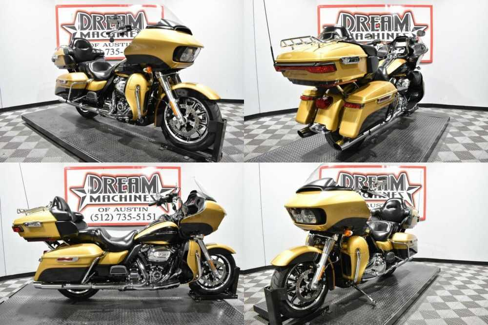 2017 Harley-Davidson FLTRU - Road Glide Ultra Black for sale
