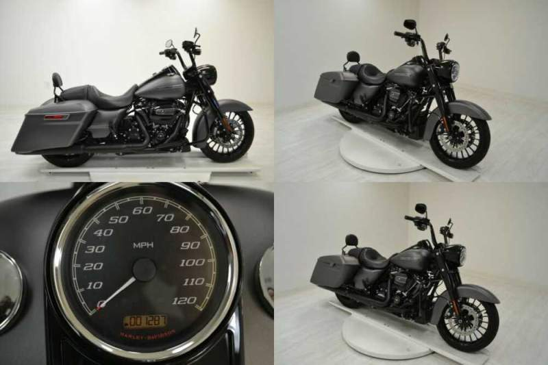 2017 Harley-Davidson Other Gray for sale