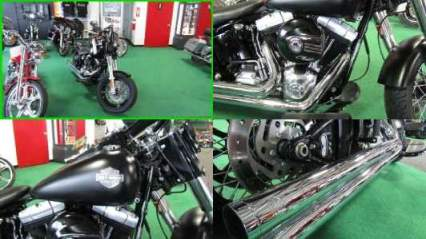2017 Harley-Davidson Softail Slim Black for sale craigslist photo