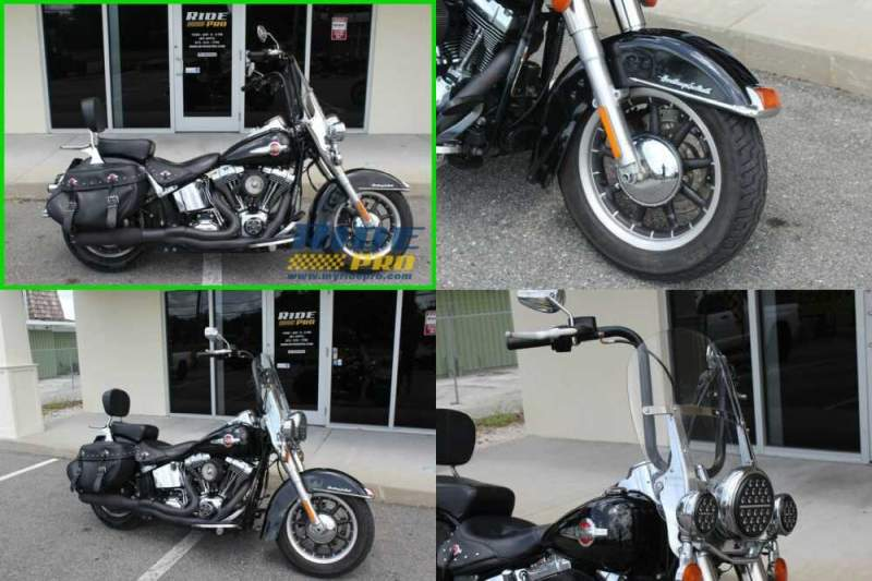 2017 Harley-Davidson Softail Heritage Softail® Classic Black for sale craigslist photo