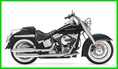 2017 Harley-Davidson Softail Deluxe Vivid Black for sale craigslist photo
