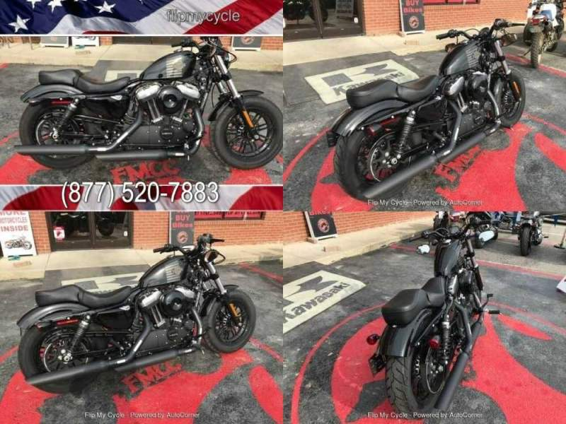 2017 Harley-Davidson Sportster -- for sale craigslist photo