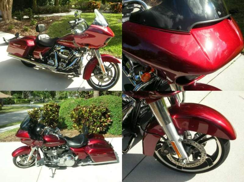 2017 Harley-Davidson Touring  for sale craigslist photo