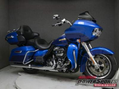 2017 Harley-Davidson Touring BONNEVILLE BLUE/FATHOM BLUE for sale craigslist photo