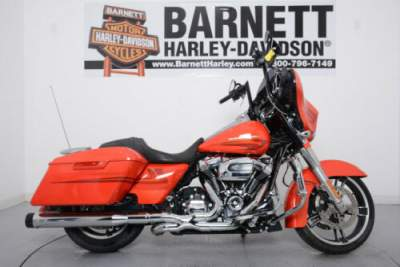 2017 Harley-Davidson Touring Special Custom Colour Laguna Orange for sale craigslist photo