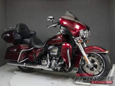 2017 Harley-Davidson Touring MYSTERIOUS RED SUNGLO/VELOCITY RED SUNGLO for sale craigslist