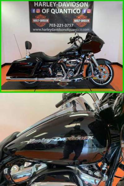 2017 Harley-Davidson Touring Vivid Black for sale craigslist photo
