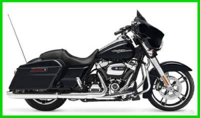 2017 Harley-Davidson Touring Special Vivid Black for sale craigslist photo