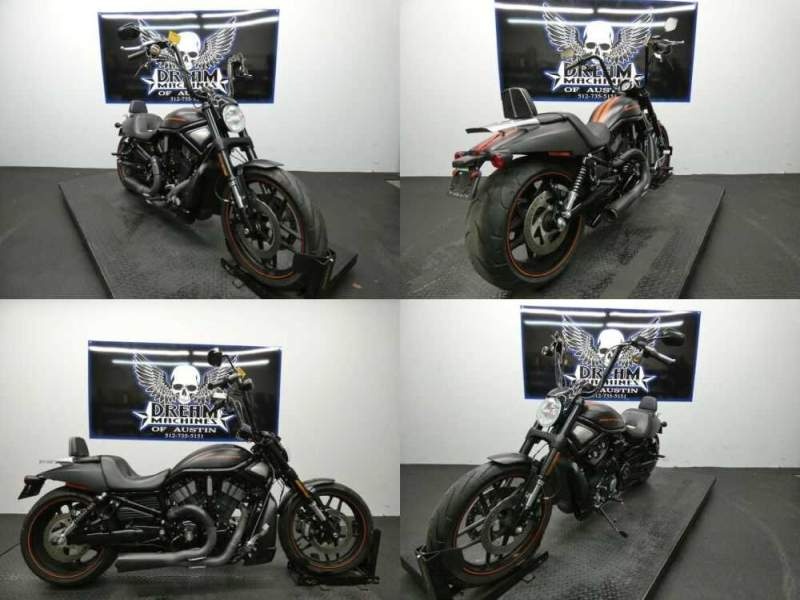2017 Harley-Davidson VRSCDX - Night Rod Special Black for sale craigslist photo