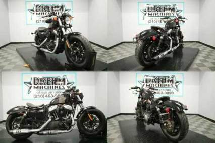 2017 Harley-Davidson XL1200X - Forty-Eight Black for sale craigslist