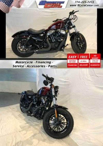2017 Harley-Davidson XL1200X Sportster Forty-Eight Red for sale craigslist