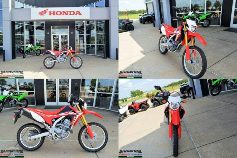 2017 Honda CRF 250L for sale