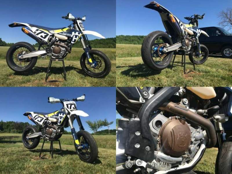 2017 Husqvarna FE501 S  for sale craigslist photo