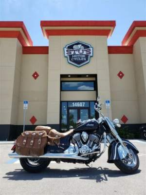 2017 Indian Chief Black for sale craigslist photo