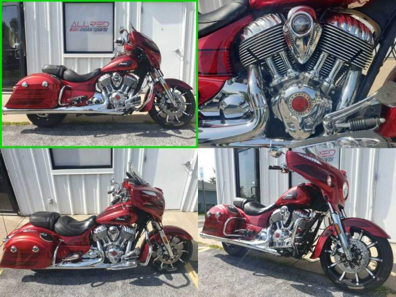 2017 Indian Chieftain Elite  for sale craigslist photo