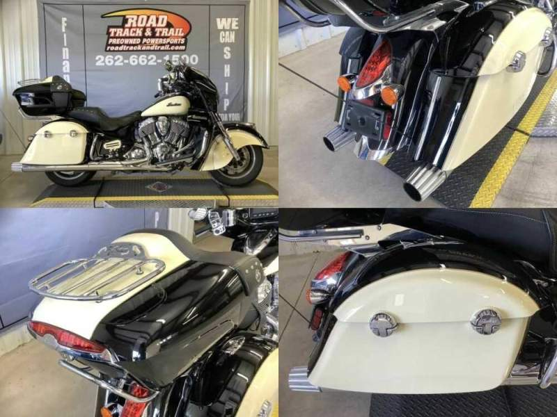 2017 Indian Roadmaster Black for sale craigslist