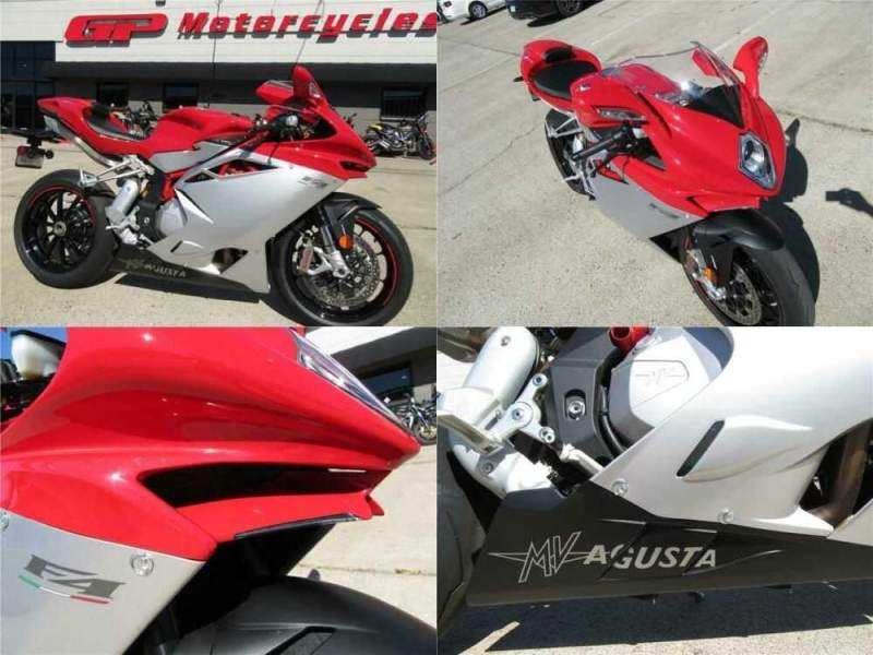 2017 MV Agusta F4 1000 ABS Red for sale craigslist photo