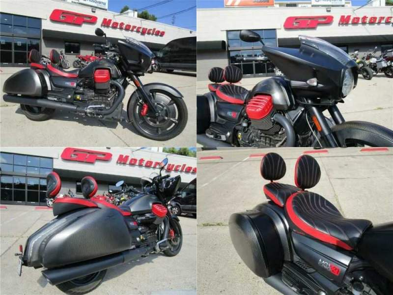 2017 Moto Guzzi MGX-21 Flying Fortress CARBON FIBER for sale craigslist photo