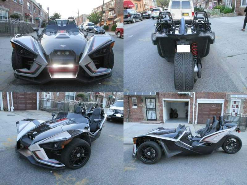 2017 Polaris SLR  for sale craigslist photo
