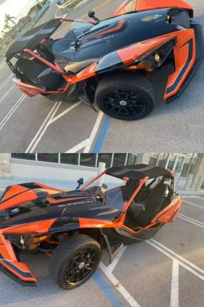 2017 Polaris SLR Orange for sale craigslist photo
