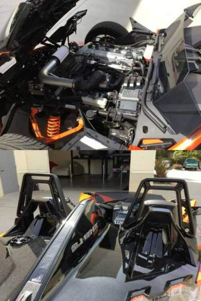 2017 Polaris Slingshot SLR  for sale craigslist photo