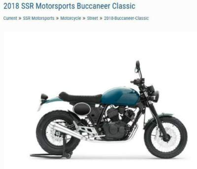 2017 SSR BUCCANEER CLASSIC Green for sale craigslist photo