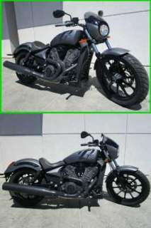 2017 Victory Octane MATTE GREY for sale craigslist photo
