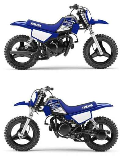 2017 Yamaha PW50 Blue for sale craigslist