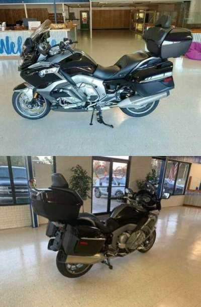 2018 BMW K-Series Ebony Metallic for sale craigslist photo
