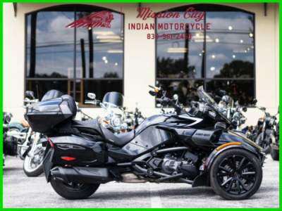 2018 Can-Am Spyder F3 Limited Dark Steel Black Metallic - Dark Edition for sale craigslist