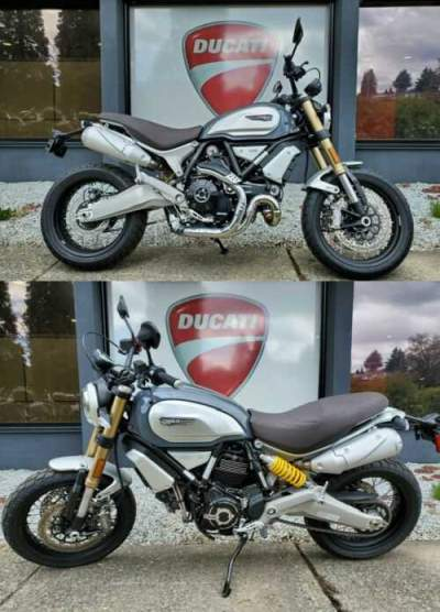 Ducati: Scrambler Liquid Concrete Grey for sale
