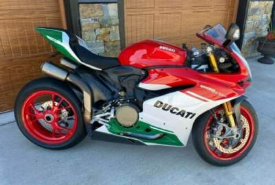 2018 Ducati Superbike Red/White/Green for sale