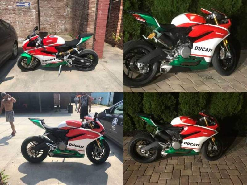 2018 Ducati Supersport  for sale craigslist photo